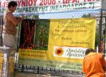 Ετοιμάζοντας την εκδήλωση για τα δάση